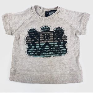 Juicy couture baby t shirt